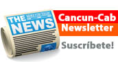 Cancun Cab Newsletter.